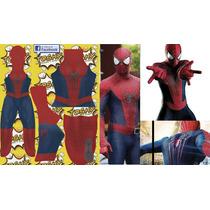 Spiderman Tasm2 (andrew Garfie) Disfraz / Cosplay Para Coser