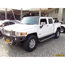 Hummer H3 Alpha At 5300cc 5p