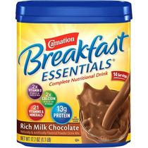Clavel Desayuno Esencial Rico Chocolate Con Leche Completa B