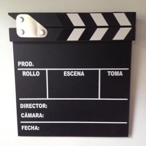 Claqueta Pizarra De Cine