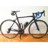 Bicicleta Ruta En Carbono