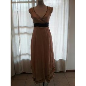 Vestido Importado De Seda Diab
