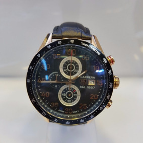 Relógio Tagheuer Masculino Calibre 1887 Td Funcional Carrera