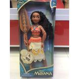Muñeca Princesas De Colección Disney Store Moana