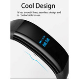 Smart Band Negro Reloj Inteligente