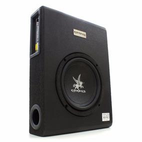 Caixa Amplificada Corzus Cxs303 Slim 350w 3 Canais