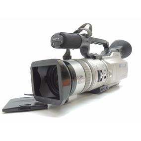 Filmadora Handycam 3ccd Dcr-vx2000e Zom Dgital48x(c/defeito)