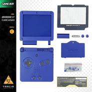 [ Carcasa Para Game Boy Advance Sp ] Tracia