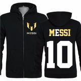 Buzos Con Capucha Personalizadas Messi