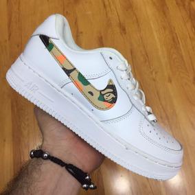 zapatillas nike force hombre blancas