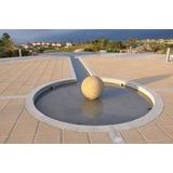 Esferas En Piedra Natural Para Decoración De Jardines