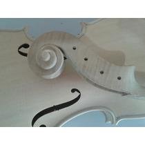 Violino Modelo Stradvarius 1715 Luthier Vc Escolhe Verniz