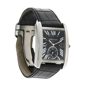 Reloj Cartier Para Caballero Modelo Tank Mc.-110532466