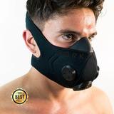 Mascara De Entrenamiento Vork®, Dark, Expulsion Valve, Mma