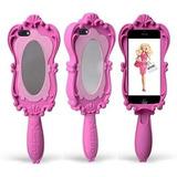 Capa Capinh Case Moschino Espelho Barbie Iphone 4 4s 6 6s