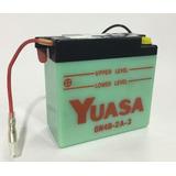 Bateria Yuasa 6n4b-2a-3 Kawasaki - Suzuki - Yamaha -
