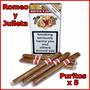 Cigarros Romeo Y Julieta Puritos Caja X 5 Oferta! Microcentr