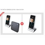 Teléfono Inalámbrico Touch! Siemens Gigaset Sl910 Duo