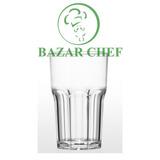Vaso Transparente Policarbonato 410 Cc Caja X48 - Bazar Chef