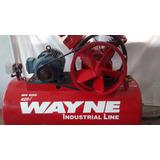 Compressor Ar Industrial Wayne 60 Pés 425 Lts Trifásico 10hp