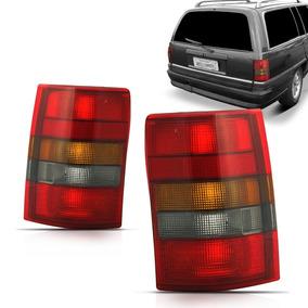 17c11e01d6e Lanterna Traseira Omega Vermelha 1992 - Acessórios para Veículos no ...