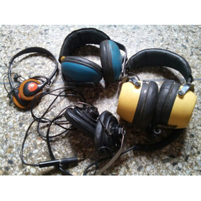 Audífonos Para Radio Comunicaciones
