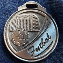 Medalla De Futbol 40mm X 30 Unidades