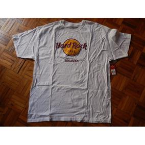 Hard Rock Cafe Playera Orlando Xl Nueva Y Original