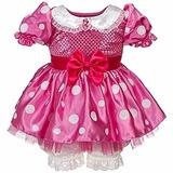 Vestido Fantasia Minnie Mouse - Original Disney