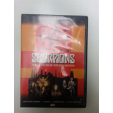 Dvd Show Histórico Scorpions Na Rússia - Greatest Hits