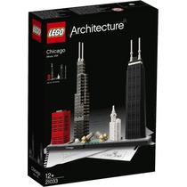 Lego Arquitectura 21033 Chicago