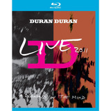 Duran Duran Live 2011 - A Diamond In The Mind Blu-ray
