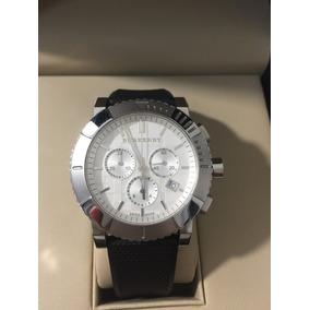 Relogio Burberry Chronograph Prada Armani Fendi Gucci Rolex