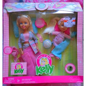 Set De Kelly Y Hermana Stacie Mas Grandes De Lo Normal