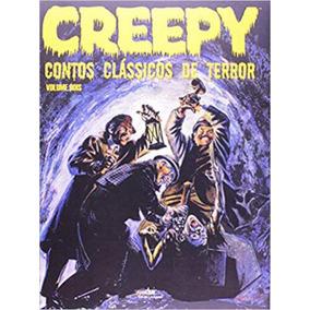 Creepy - Contos Classicos De Terror - Vol. 2