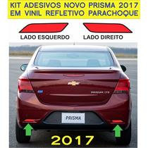 Acessorios Adesivo Refletivo Novo Prisma 2017 Kit
