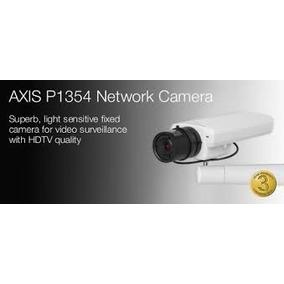 Remato Camara Axis P1354 Incluye Encoder Y Licencia