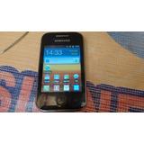 Samsung Galaxy Young Solo Equipo Detalle En Pila