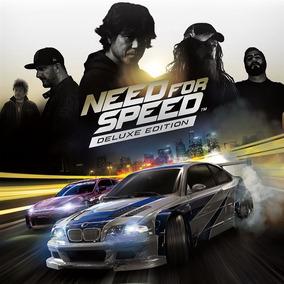Need For Speed Edición Deluxe - Ps4 - 1º - Entrega Inmediata