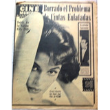 Vintge Revista Cine Mundial D Kitty D Hoyos Años 60s