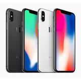 Iphone X 256 Gb Color Gris Espacial, Nuevos