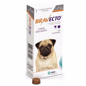 Bravecto 4,5 A 10kg Promoção