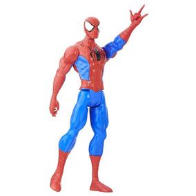 Boneco Hasbro Marvel Titan Hero Series - Homem Aranha