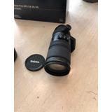 Lente Sigma 70-200mm F2.8 Apo Ex Dg Os Para Nikon Estabiliza