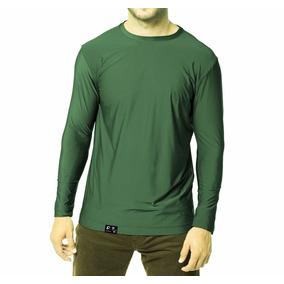 Camiseta Proteçao Solar Uv Fator 50 Praia Pesca Sol + Nf
