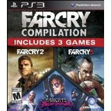 Far Cry Compilation Ps3 Nuevos Fisicos Sellados !!!
