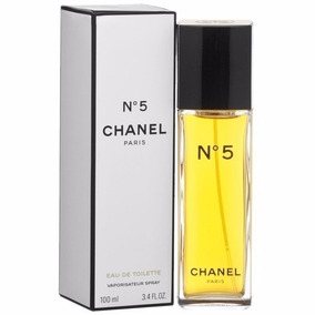 Perfume Chanel Nº5 Eau De Toilette 100ml - 100% Original.