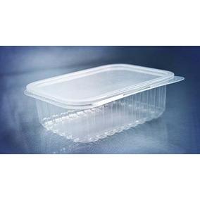 Embalagem Microondas E Freezer 500ml Prafesta C/48u Marmita