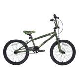 Bicicleta Caloi Varial Green Aro 18 2017 Rutadeporte