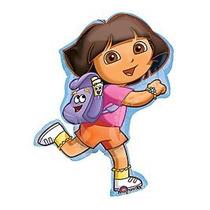 Dora El Explorador De Cumpleaños Partido Globo Mylar 26inch